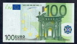 100 €  ITALIA FDS UNC DUISENBERG J001C3 Cod.€.262 - EURO