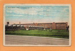 Columbus GA 1926 Postcard - Columbus