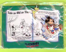 2 Pin's BD Disney Fée Clochette Mickey Guitare ¨Une Histoire Vieille Comme Le Monde¨ - #293 - Disney