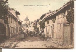 Saint - Menehould  - Une Rue Du Chateau - Sainte-Menehould