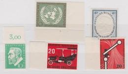 BUND LOT ** - Unused Stamps