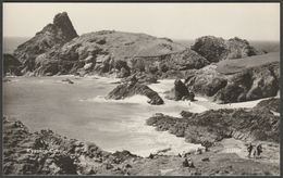 Kynance Cove, Cornwall, C.1960s - Overland RP Postcard - England