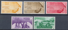 Stamps Italy 1935  MNG - Italy