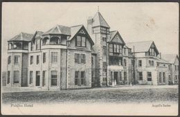 Poldhu Hotel, Cornwall, 1904 - Argall Postcard - England