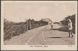 Jopp Promenade, Aden, Yemen, C.1920s - Lehem & Co Postcard - Yemen