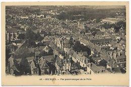 BOURGES - Vue Panoramique De La Ville - Bourges