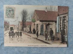 SAINT SOUPPLETS - GRANDE RUE - 77 - France