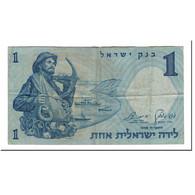 Israel, 1 Lira, 1958, KM:30a, TTB - Israel