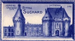 Jonzac Charente Maritime -  Grand Concours Des Vues De France - Bittra  Chocolat Suchard N° 546 - - Cioccolato