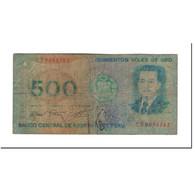 Pérou, 500 Soles De Oro, 1976-07-22, KM:115, AB - Pérou