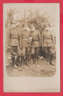 219822 / WAR MILITARY - MEN SOLDIERS UNIFORM , GAY , Bulgaria Bulgarie Bulgarien Bulgarije - War, Military