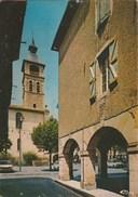 REALMONT L'Eglise Et Les Arcades 398D - Realmont