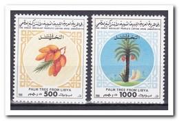Libië 1988, Postfris MNH, Trees - Libië