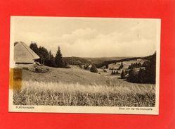 FURTWANGEN Blick Von Der Martinskapelle - Allemagne