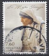 CROATIA 1072,used,Mother Teresa - Mother Teresa