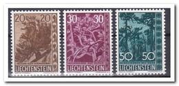 Liechtenstein 1960, Postfris MNH, Trees - Liechtenstein