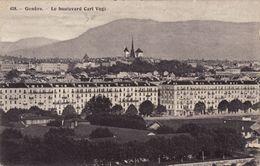 Geneve - Le Boulevard Carl Vogt - GE Genève