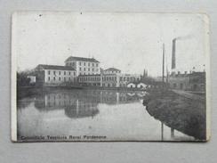 Pordenone 36 Cotonificio Tessitura Rorai Cca 1915 - Pordenone