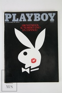 1978 Men's Magazine - Playboy Spanish Edition Nº 1 - Jayne Marie Mansfield - With Central Poster - Magazines & Newspapers