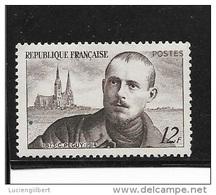 N° 865   FRANCE  -  Charles Peguy   NEUF EXTRA - Unused Stamps