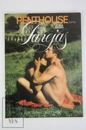 Vintage 1970's Men's Magazine - Penthouse Parejas (Couples) Spanish Edition - [1] Until 1980