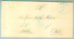 Briefsammlung Aus Berum über Hage In Die Briefsammlung ARLE - Gute Erhaltung - Hannover