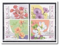 Macau 1991, Postfris MNH, Flowers - 1999-... Speciale Bestuurlijke Regio Van China