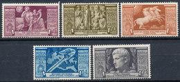 REGNO D'ITALIA 1934 POSTA AEREA NASCITA DI AUGUSTO G.I MNG - Italie
