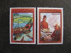 Comores: TB Paire PA N° 253 Et N°254, Neufs XX. - Comores (1975-...)