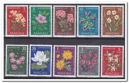 Macau 1953, Postfris MNH, Flowers - 1999-... Speciale Bestuurlijke Regio Van China