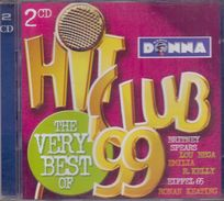 HIT CLUB – The Very Best Of 1999 *2 CD* Met O.a. Backstreet Boys, Britney Spears, Vengaboys, K3, U2, Lou Bega, Ricky ... - Disco, Pop