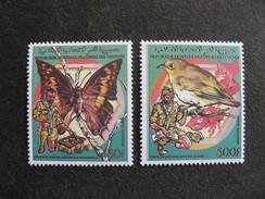 Comores: TB Paire PA N° 270 Et N°271, Neufs XX. - Comores (1975-...)