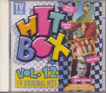 HIT BOX – Vol. 12 Met O.a. Queen, Kamiel Spiessens, Get Ready, Axelle Red,  Backstreet Boys, George Michael, Clouseau,.. - Andere