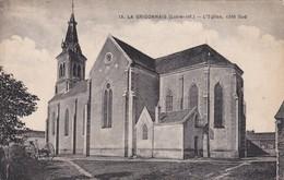 La Grigonnais  ( 44 Loire Atlantique )  L'eglise Coté Sud - France