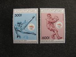 Comores: TB Paire PA N° 275 Et N°276, Neufs XX. - Comores (1975-...)