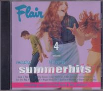 Swinging SUMMERHITS '70, '80, '90 – Vol. 4 Met O.a. Gala,  Billy Ocean, Dan Hartman, Don Johnson, Roger McGuinn, ... - Andere