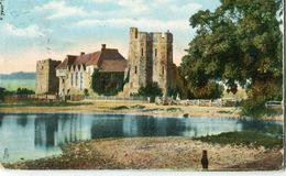 UNITED KINGDOM / ROYAUME - UNI - Ludlow : Stokesay Castle - Shropshire