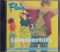 Swinging SUMMERHITS '70, '80, '90 – Vol. 3 Met O.a. Absolom, 2 Fabiola,  Cyndi Lauper, Rednex, ... - Musique & Instruments