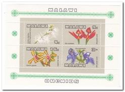 Malawi 1969, Postfris MNH, Flowers, Orchids - Malawi (1964-...)
