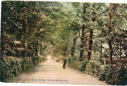 UNITED KINGDOM / ROYAUME - UNI - Isle Of Wight - Ryde : Spencer Road - Angleterre