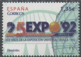 SPAIN, 2017, MNH, 25TH ANNIVERSARY OF SEVILLA EXPO '92, 1v - 1992 – Sevilla (Spain)