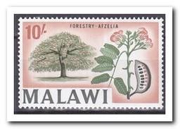 Malawi 1964, Postfris MNH, Trees - Malawi (1964-...)