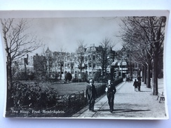 DEN HAAG Frederik Hendrikplein - Den Haag ('s-Gravenhage)