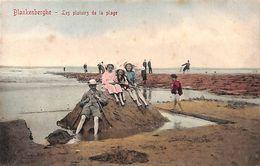Blankenberghe Blankenberge - Les Plaisirs De La Plage (animée, Colorisée, Edit VG 1907) - Blankenberge