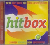 HIT BOX 19 Met O.a. Ricky Martin, Vengaboys, Réné Froger,  Chicane, Toy Boy, Jessica, ... - Hit-Compilations