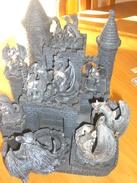 CASTELLO DI DRAGHI + 11 PEZZI Château Des Dragons + 11 PIÈCES Castillo De Dragones +11 PIEZCastle Of Dragons + 11 PIECES - Diorama