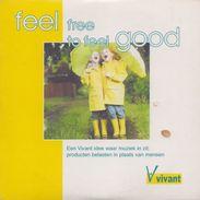 FEEL FREE To FEEL GOOD Met O.a. Amarena, Etta Wilson, Pierre Rapsat, ... - Music & Instruments