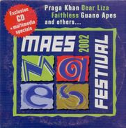 MAES FESTIVAL 2002 : Faithless, Praga Kahn, Guano Apes, ... - Muziek & Instrumenten