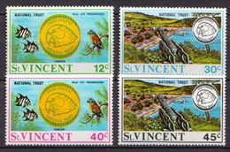 St. Vincent MNH Set - Postzegels