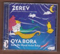 AC -  Oya Bora Bana Bir Masal Anlat Baba Zerev BRAND NEW TURKISH MUSIC CD - World Music